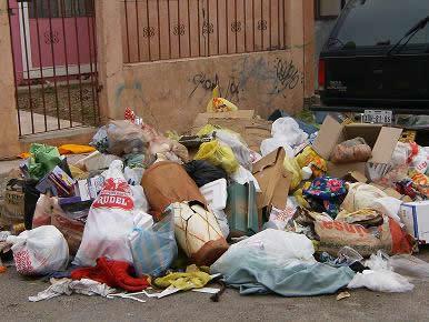 Basura - Residuos - A tomar conciencia!